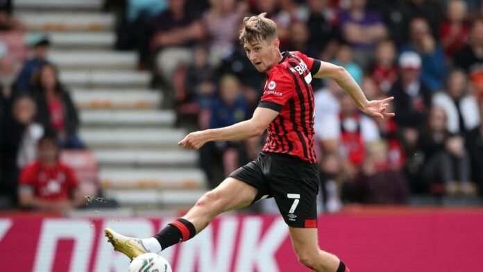 David Brooks joined Bournemouth in 2018, after four years at Sheffield United