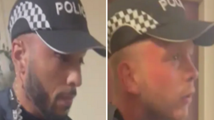 The Met Police said they want to speak to these two men